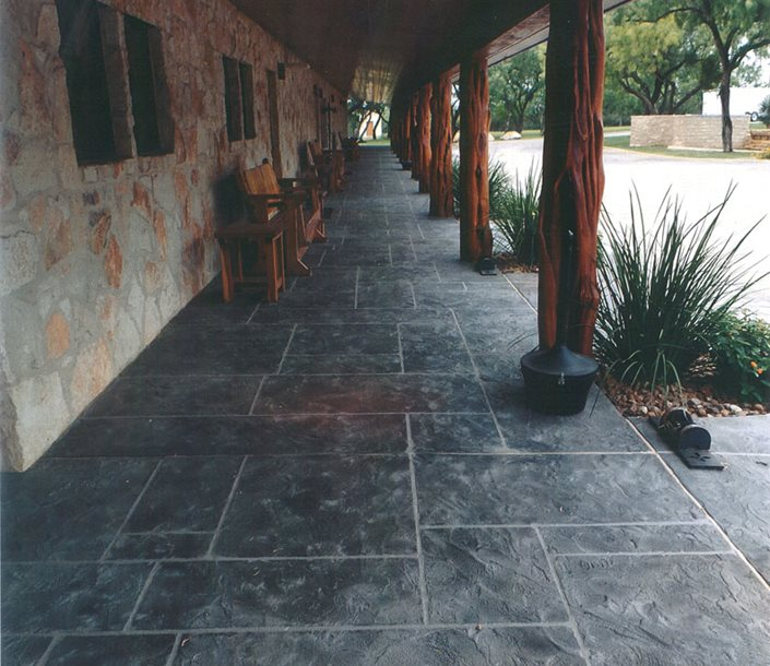 Commercial Walkway In Kerr Tx Patios & Outdoor living SUNDEK San Antonio