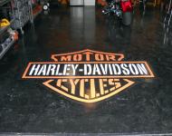 Custome-Logo-with-Garage-Floor-Epoxy