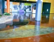 Chuch-stain-floor
