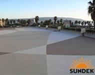acrylic-spray-texture-coating-Crowne-Plaza-Los-angeles