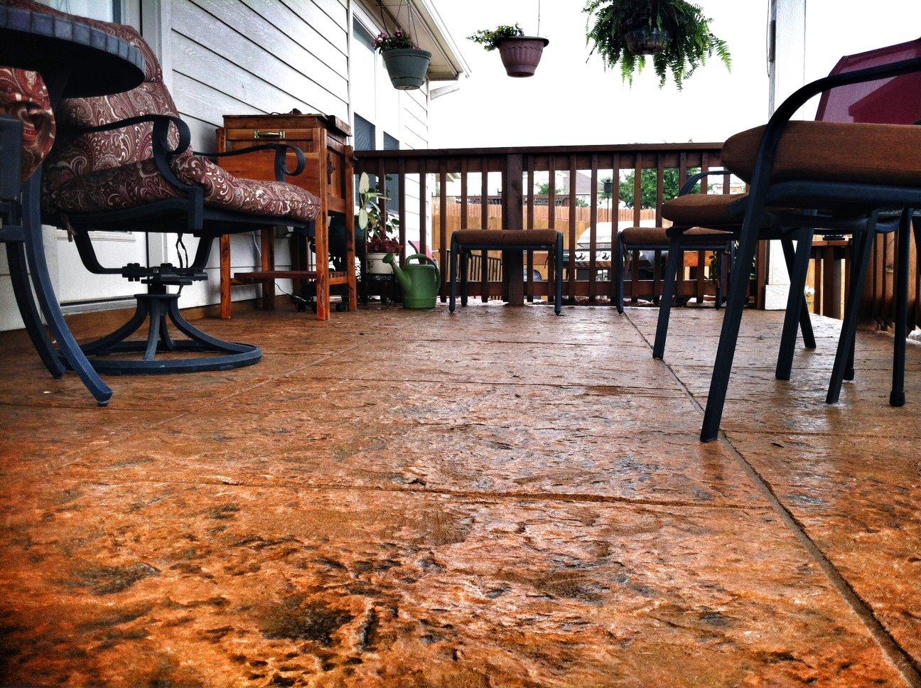 SunStamp Sundek Concrete Coatings And Concrete Repair