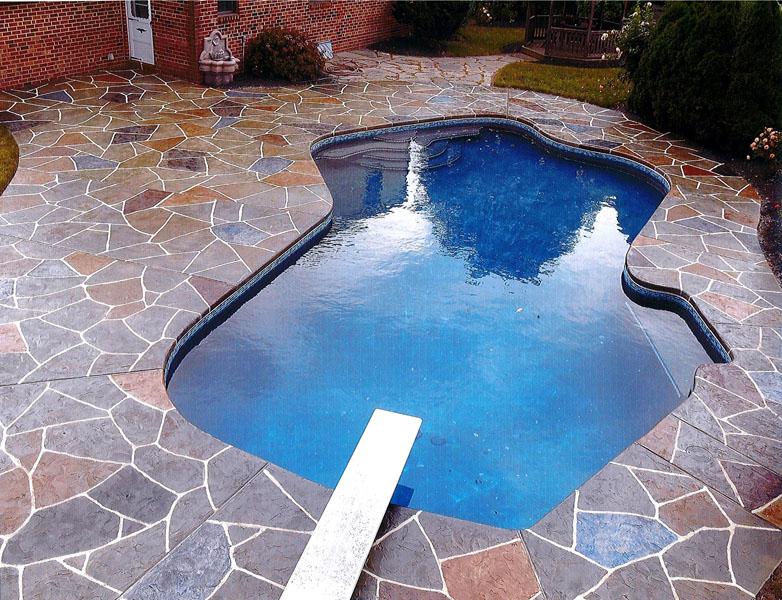 Pool Deck Resurfacing - Sundek Concrete Coatings and Concrete Repair