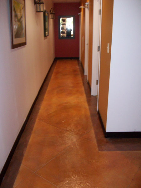 Customizing Homes With Stained Concrete In San Antonio
