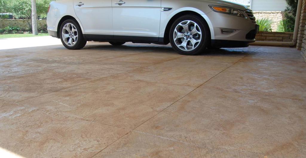Concrete Driveway Ideas