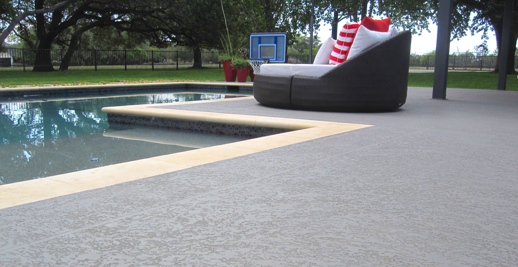 Pool Deck and Patio Coatings