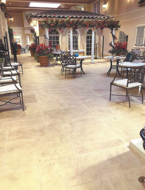 Concrete Stain To Customize Your San Antonio Business