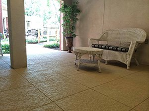 patio coating