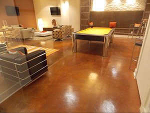 Stained Concrete San Antonio Tx